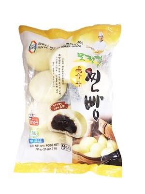 Wang Frozen Sweet Red Bean Bun Corn (24.7 Oz)