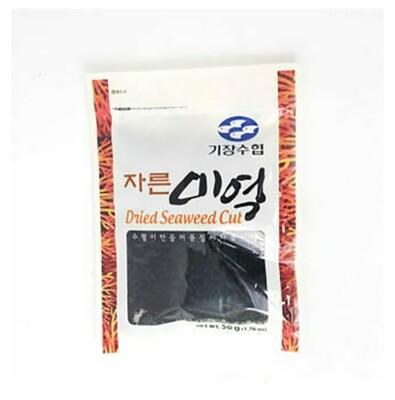Jayone Dried Seaweed Cut (1.76 Oz)