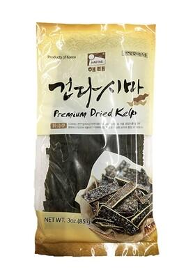 Haetae Premium Dried Kelp (3 Oz)