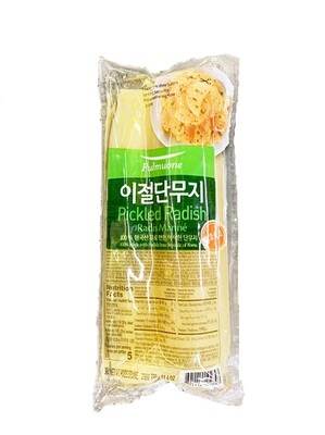 Pulmuone Pickled Radish Half Cut (11.6 Oz)