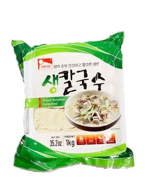 Haetae Fresh Noodles Kalguksu 5 Servings (35.2 Oz)