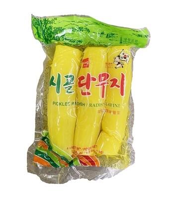 Wang Pickled Radish Whole (2.2 LBS)