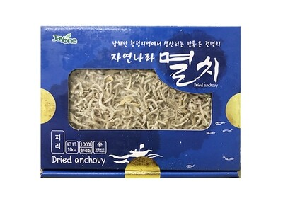 Jayone Dried Anchovy Small (10 Oz)