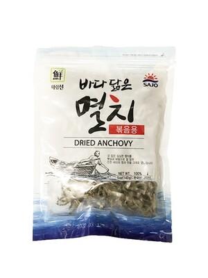 Jayone Dried Anchovy Medium Small (5 Oz)