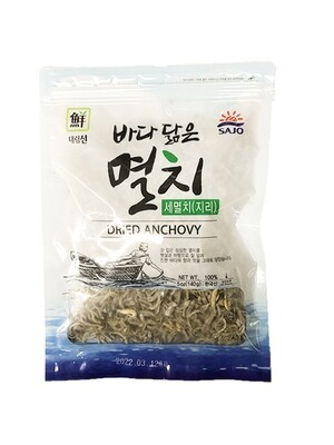 Jayone Dried Anchovy Small (5 Oz)
