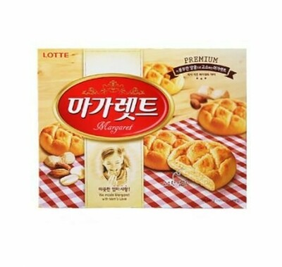 Lotte Margaret Cookies (13.97 Oz)