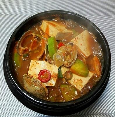 Soybean Paste Soup