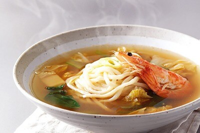 Seafood Kalgooksoo Noodle