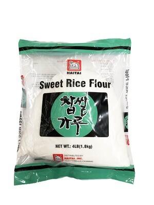 HaeTae Sweet Rice Flour (4 LBS)