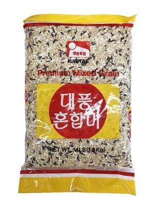 HaeTae Premium Mixed Grain (4 LBS)