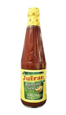 Jufran Banana Sauce  (19.76 Oz)