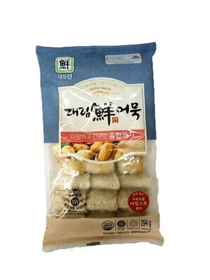 Daerimsun Fish Cake GukTang Skewer (10.37 oz)