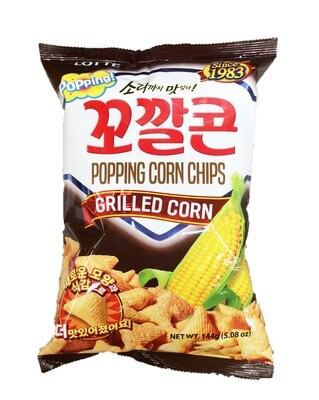 Lotte Corn Snack Goon (5.07 Oz)