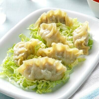 Steamed Dumplings 10Pcs