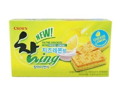 Crown ChamING Cheese Lemon (4.76 Oz)