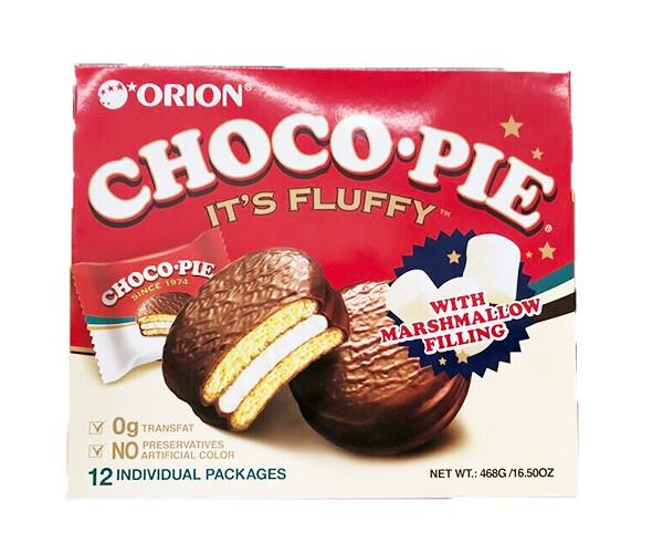 Orion Choco Pie (16.50 Oz)