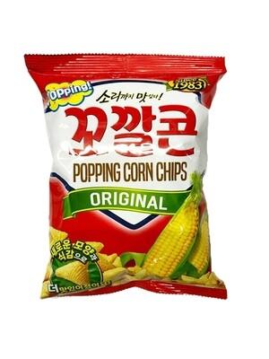 Lotte Corn Snack Original (2.53 Oz)