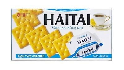 Haitai Haitai Original Cracker (0.86 oz * 7 pcks)
