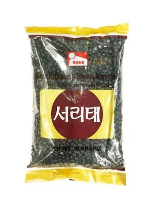 HaeTae Green Kernel Black Bean (4 LBS)