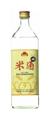 Emperor Rice Cooking Wine Salt Added (25.3 Fl. Oz)
