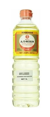 Kikkoman Aji-Mirin Sweet Cooking Rice Seasoning (33.8 Fl. Oz)