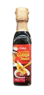 Sukina Gyoza Sauce Hot (8.2 Oz)