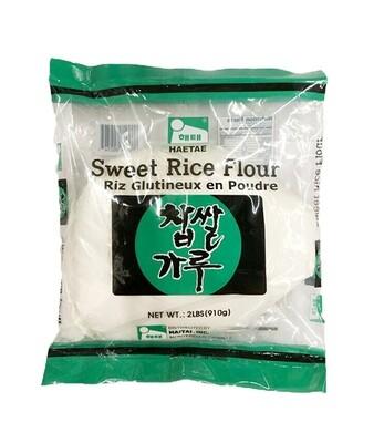 HaeTae Sweet Rice Flour (2 LBS)