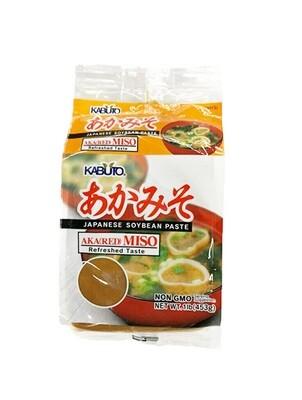 Kabuto Aka Miso Japanese Soybean Paste (1 LB)