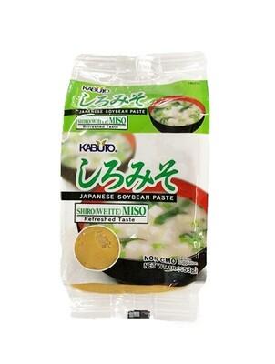 Kabuto Shiro Miso Japanese Soybean Paste (1 LB)