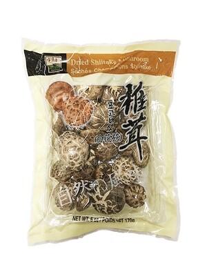 Jayone Dried Shiitake Mushroom (6 Oz)
