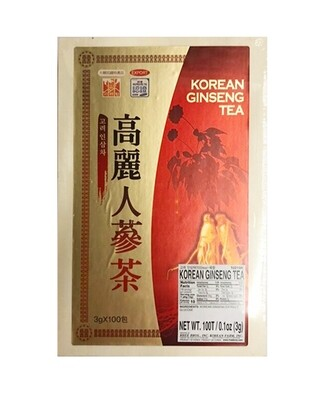 Assi Korean Ginseng Tea 100 bags (3 oz)