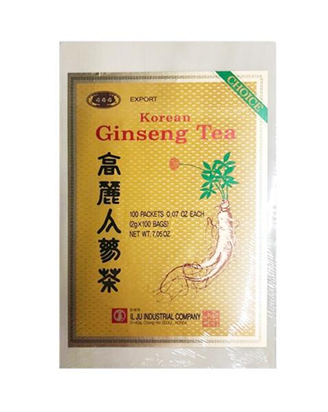 Il Ju Korean Ginseng Tea 100 bags (7 oz)