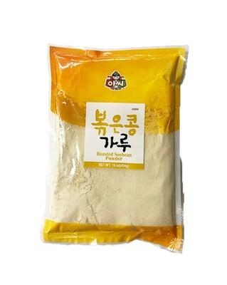 Assi Roasted Soybean Powder (1 LB)