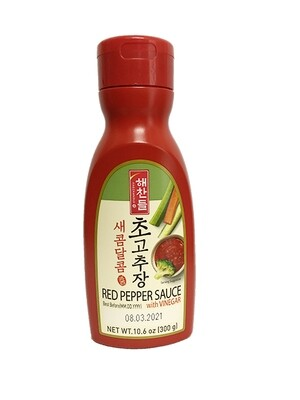 CJ Red Chili Paste with Vinegar (10.58 Oz)