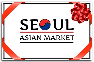 Seoul Asian Market ONLINE Gift Card
