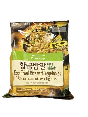 Pulmuone Egg Fried Rice with Vegetables (14.8 oz)