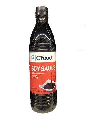 ChungJungOne Naturally Brewed Soy Sauce (28.4 Fl. Oz)
