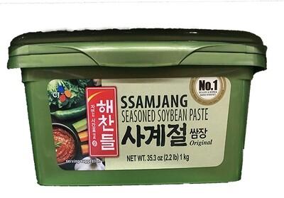 CJ Samjang Seasoned Soybean Paste (2.2 LBS)