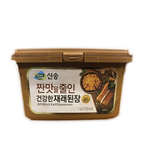 Sinsong Doenjang Soy Bean Paste (2.2 LBS)