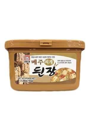 HaeTae Soy Bean Paste (2.2 LBS)