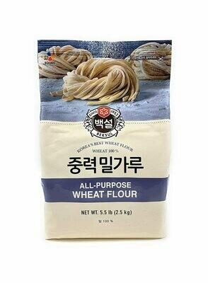 CJ All Purpose Wheat Flour (5.5 LBS)