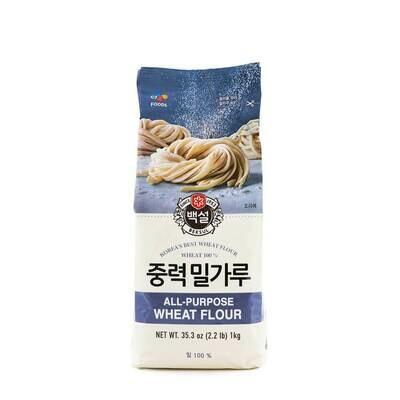 CJ All Purpose Wheat Flour (2.2 LBS)