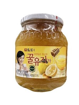 DamTuh Honey Citron Tea (27.16 oz)
