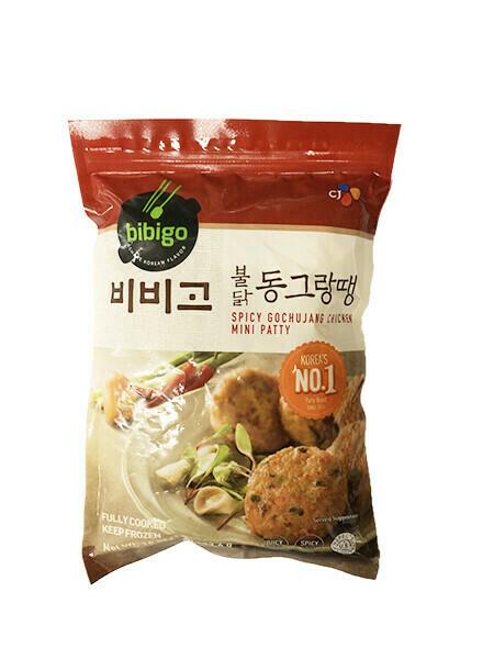 CJ Spicy Gochujang Chicken Patty (1 LB)
