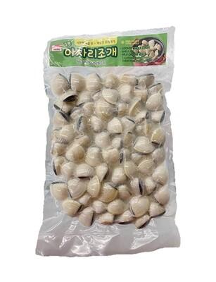 HaeTae Cooked Whole Clam (2 LB)