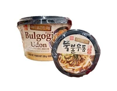 Wang DookBul Udon Cup (8.08 Oz)