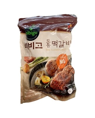 CJ Bibigo Korean BBQ Beef Patty (1 LB)