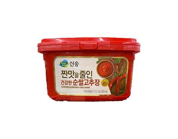 SinSong Hot Pepper Paste (2.2 LBS)