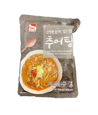 HaeTae Cooked Loach Soup (17.64 Oz)