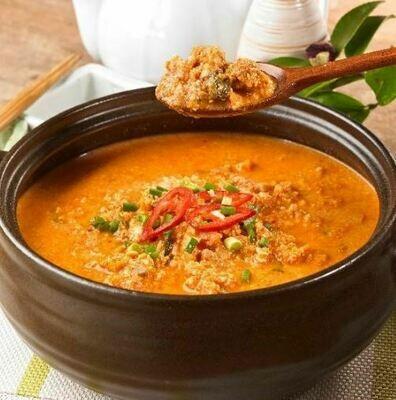 Ground Soybean Stew